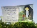 Festividades Virgen de Lourdes 2008